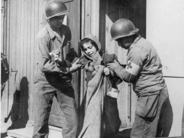 Holocaust Survivors and Liberators During WWII