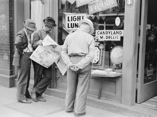 Americans and the Holocaust: Interpreting News of World Events, 1933–1938