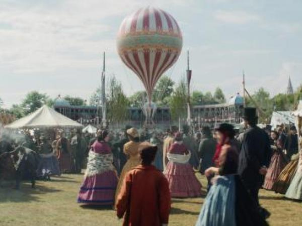 The Aeronauts Lesson for Upper Elementary: Hot Air Balloon Engineering Design Challenge
