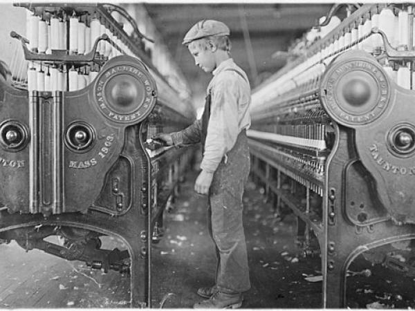 Peaceful Protest in Child Labor History