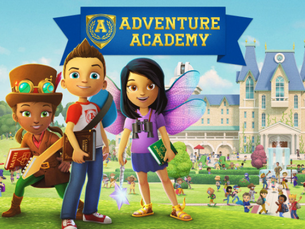Adventure Academy: Free Online Learning Game