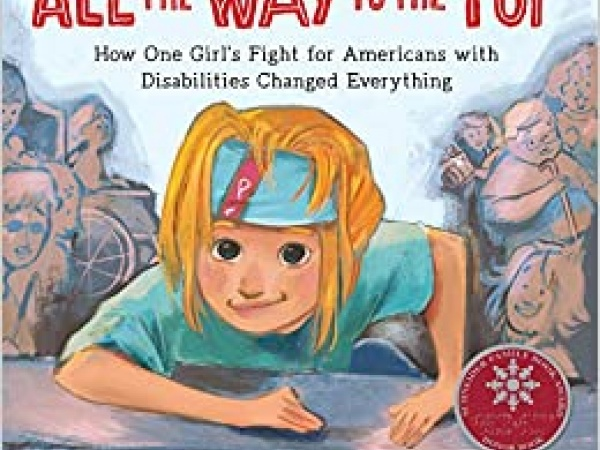 """""""All the Way to the Top"""" Lesson Plan, Read Aloud and interview with Capitol Crawl participant"""