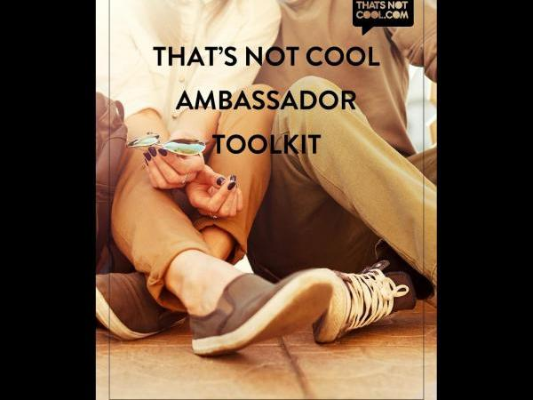 That's Not Cool: Ambassador Toolkit