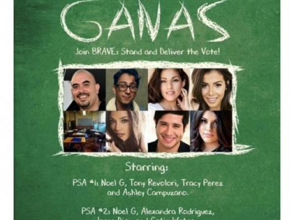 Ganas by Voto Latino