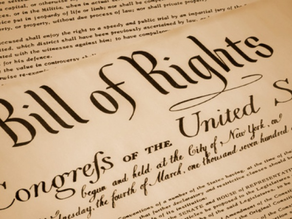 Live Classes on The Bill of Rights!