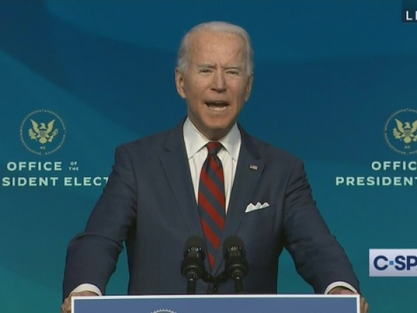 Lesson Plan: President-elect Biden's Plans for His Administration