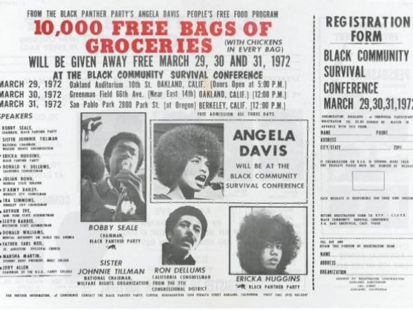 Black Panther Party Then Black Lives Matter Today