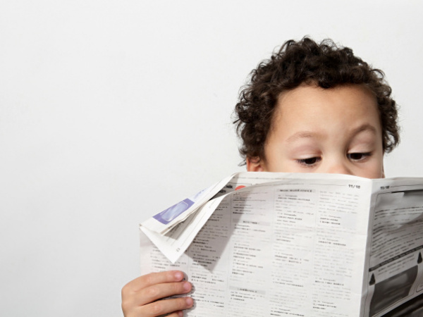 How much news coverage is OK for children?