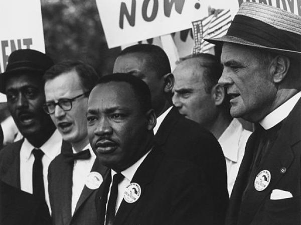 Martin Luther King, Jr. Speeches
