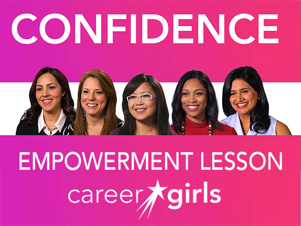 Be Confident: Video-Based Empowerment Lesson