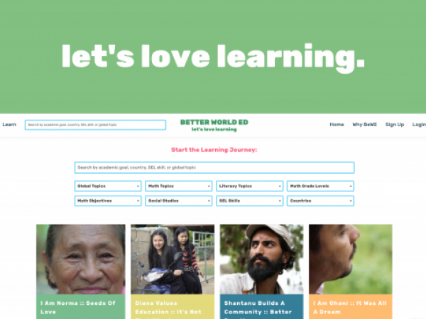 Learning Journeys Bring Social Emotional Learning and Global Competence To Life