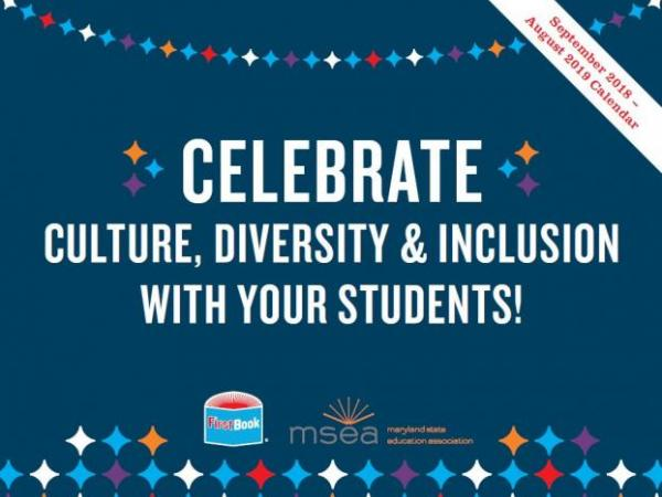 Celebrate Culture, Diversity, & Inclusion With Your Students - February Calendar