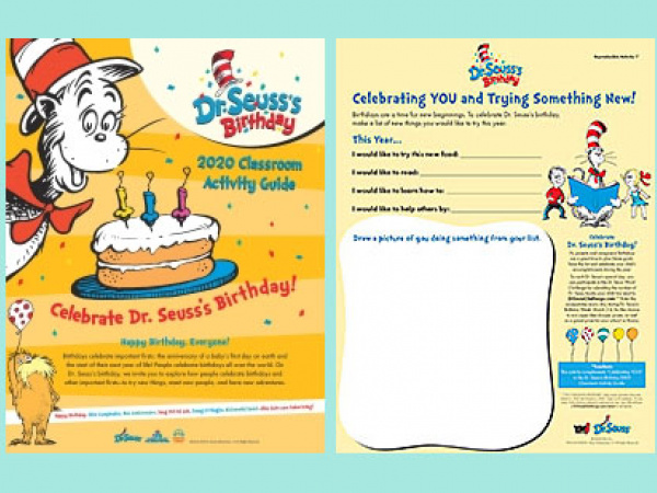 Celebrate Dr. Seuss's Birthday