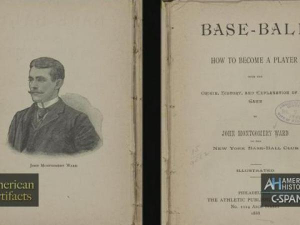 Lesson Plan: Baseball in America, Origins and Early Days