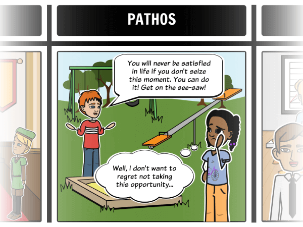 Teaching Rhetoric with Ethos, Logos, and Pathos