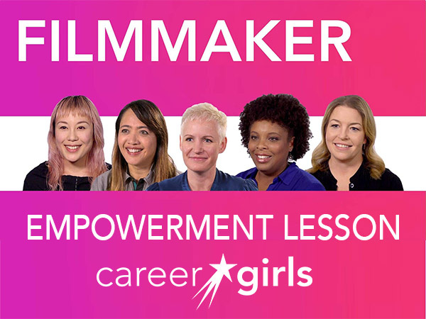 Importance of Women Behind the Camera: Video-Based Empowerment Lesson