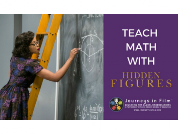 The Math of Space Travel: Orbits and Conic Sections with Hidden Figures