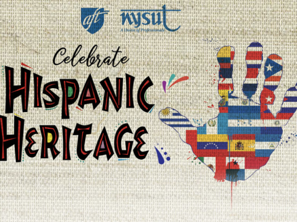 Hispanic Heritage Month Online Event - October 8 and 13, 2020