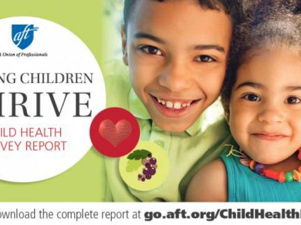 Helping Children Thrive- Infographic Booklet