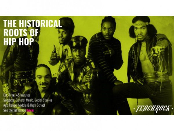 Distance Learning Packs:  The Historical Roots of Hip Hop