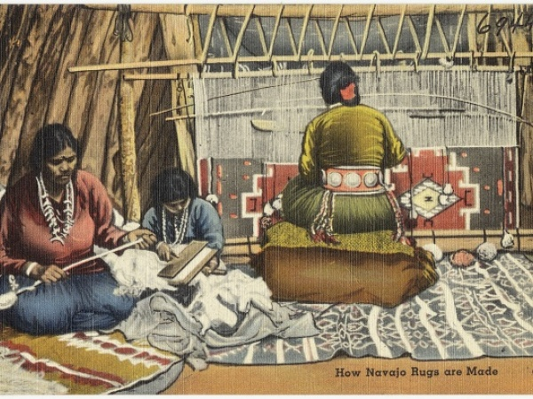 Navajo Weaving: A Lesson in Math and Tradition