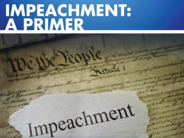 Impeachment:  A Primer