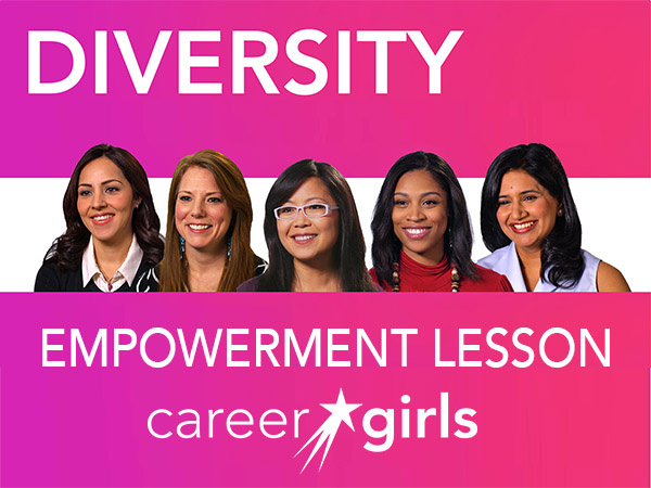 Importance of Diversity: Video-Based Empowerment Lesson