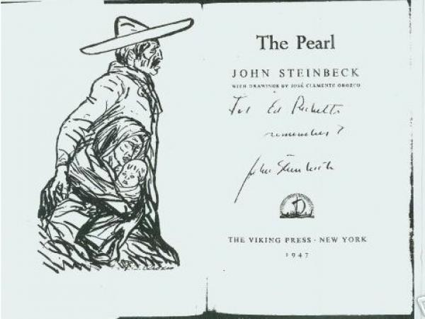 an analysis of the setting in the novel the pearl by john steinbeck An introduction to the pearl by john steinbeck learn about the book and the historical context in which it was written.