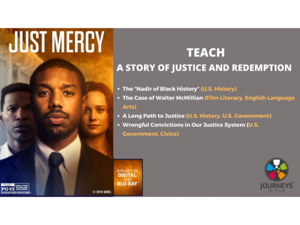 "Inequity in Criminal Justice: Teaching the film ""Just Mercy"""