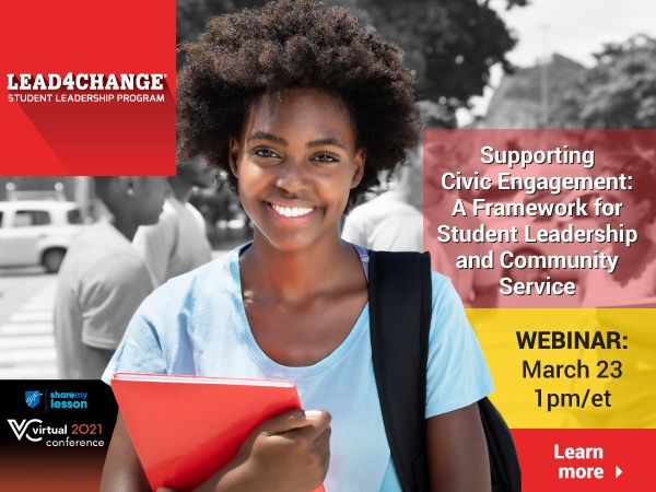 Supporting Civic Engagement: A Framework for Student Leadership and Community Service