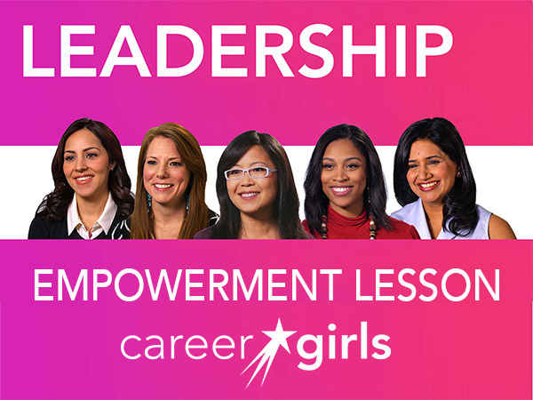 Become a Leader:  Video-Based Empowerment Lesson