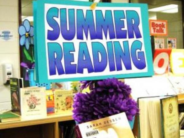 Summer Reading Presentations