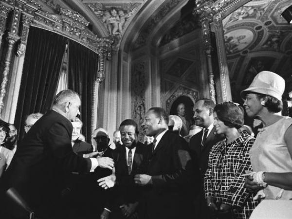 The Voting Rights Act, 1965 and beyond: Lesson Plan