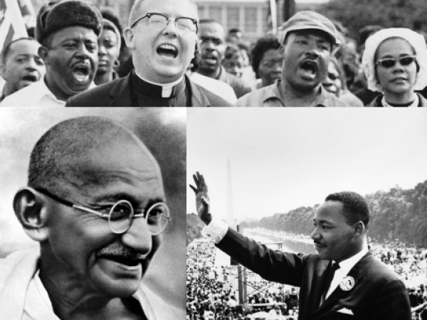 Martin Luther King and the Philosophy of Nonviolence