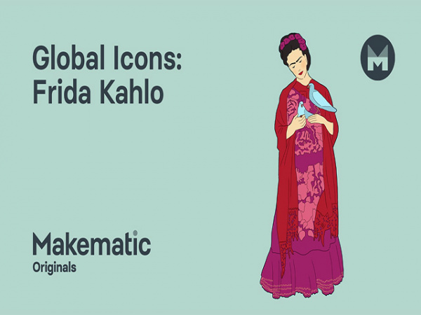 Global Icons: Frida Kahlo