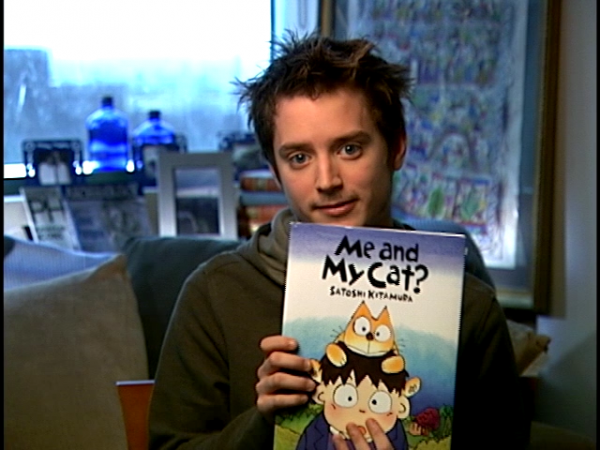 Me and My Cat? read by Elijah Wood
