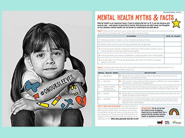 On Our Sleeves: Teaching Children about Mental Health