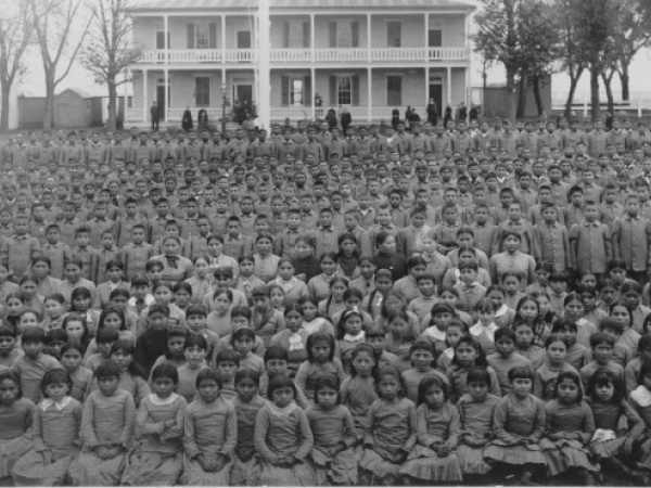 US Policy of Assimilation Through Education: Indian Boarding Schools