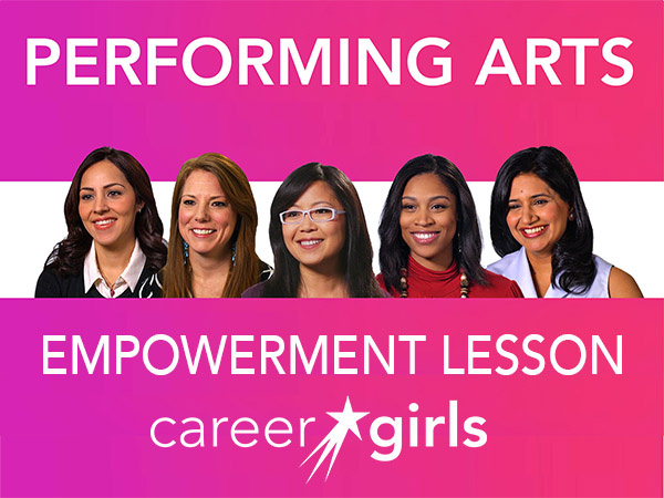 Performing Arts Careers: Video-Based Career Exploration Lesson