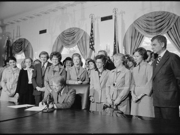 The Equal Rights Amendment in the 1970s and Today