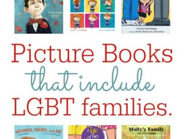 Picture Books that Include LGBT Families