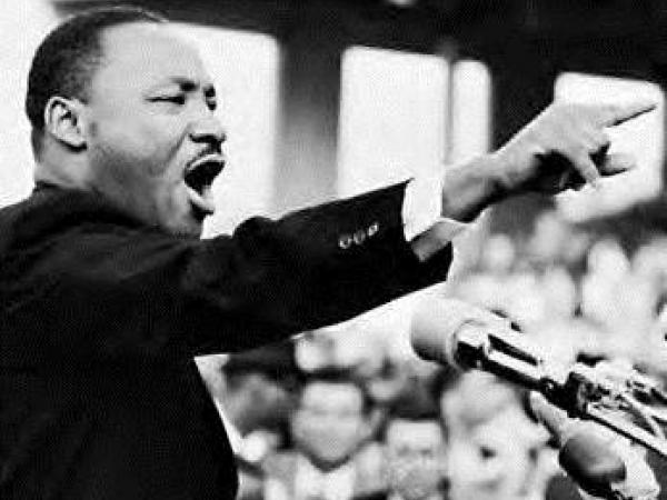 Persuasive Speech -  Martin Luther King