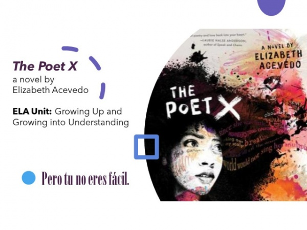 The Poet X:Growing Up and Growing into Understanding(Distance Learning)