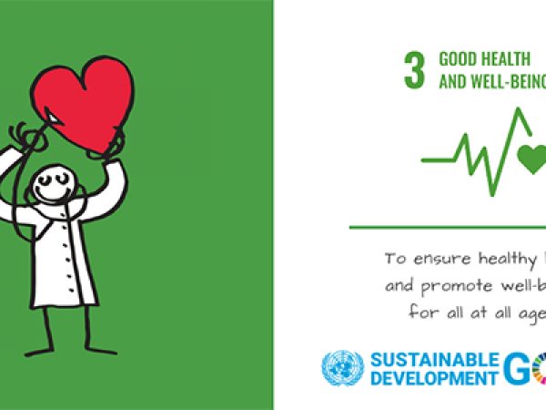 Global Health Lesson Plan: UN Sustainable Development Goal #3 Health and Wellbeing