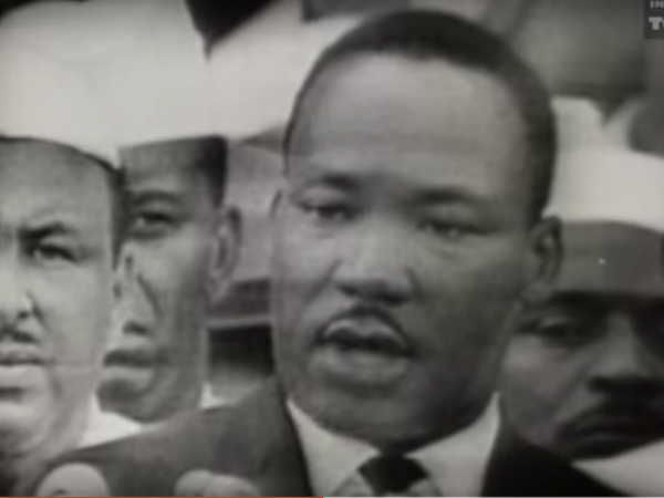 MLK: Embracing the Dream