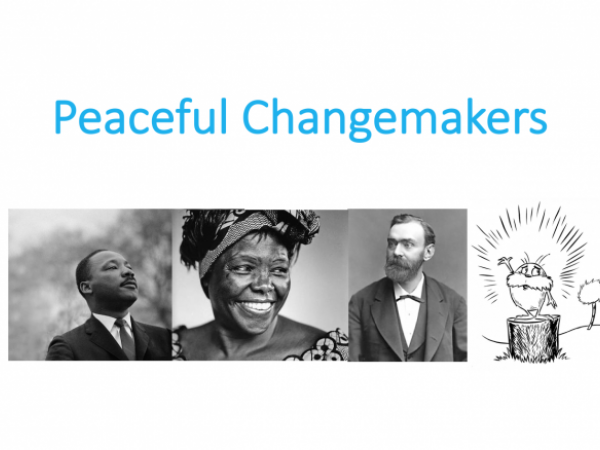 Peaceful Changemakers Series