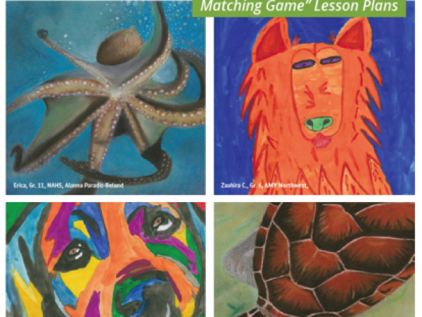 Create Your Own Art-Full Matching Game with Fresh Artists