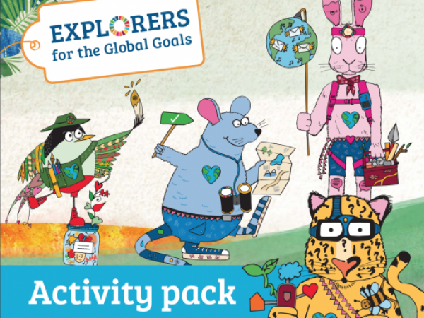 Explorers for the Global Goals - Parent Pack