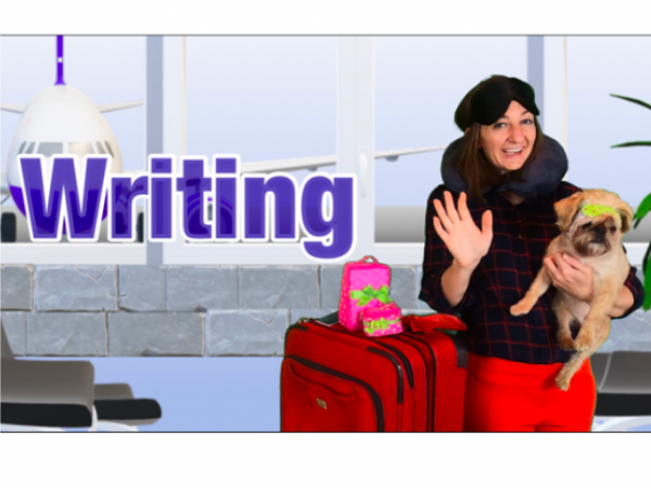 Writing with Adjectives Lesson