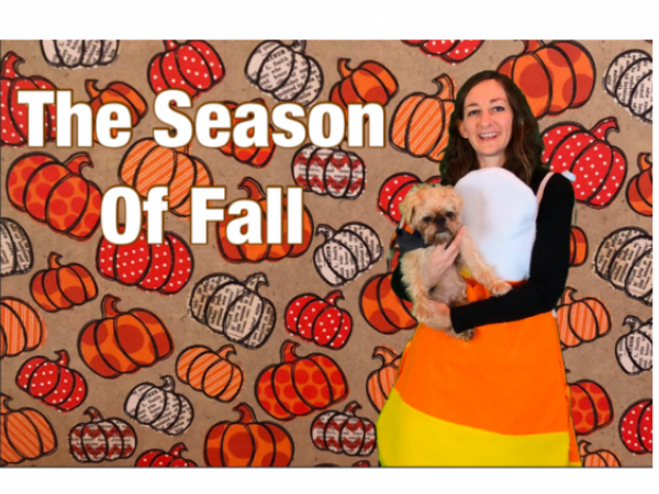 The Season of Fall Lesson for Kids